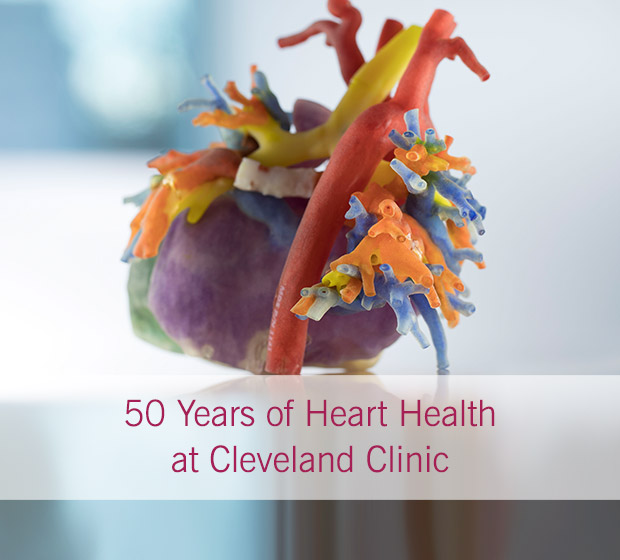 50 Years of Heart Health at Cleveland Clinic