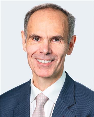 Dr Paul Jarman photo